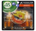 Air Wick Scented Oil Refills, Exotic Papaya & Hibiscus Flower
