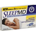 Sleepmd Ez-Swallow Caplets