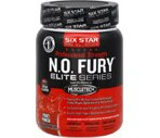 Six Star Pro Nutrition Professional Strength N.O. Fury Elite Series Fruit Punch