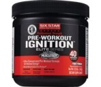Six Star Pro Nutrition Professional Strength Pre-Workout Ignition Elite Series Fruit Punch