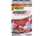 Hydroxycut Pro Clinical Sachet Drink Mix 21pk - Wildberry