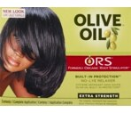 Organic Root Stimulator Olive Oil No-Lye Relaxer Extra Strength