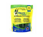 Ark Naturals Breath-Less Brushless Toothpaste Chewables, 18 OZ