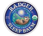 Badger Sleep Balm Lavender & Bergamot