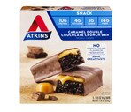 Atkins Advantage Caramel Double Chocolate Crunch Bar