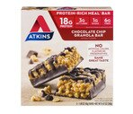 Atkins Advantage Bars Chocolate Chip Granola