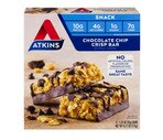 Atkins Day Break Chocolate Chip Crisp Bar