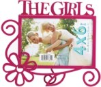 Harbortown Ava The Girls 4x6 Picture Frame