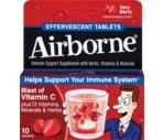 Airborne® Effervescent Tablets Very Berry