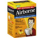 Airborne Immune Support Plus Energy Packets Natural Honey Lemon