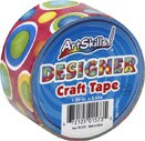 Art Skills Designer Craft Tape, Dots