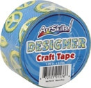 Art Skills Designer Craft Tape Peace