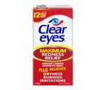 Clear Eyes Maximum Redness Relief Drops