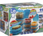 Mr. Lid Attached Lid Design Containers