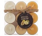 Decorware Freshly Picked Meyer Lemon Tealights