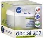 VIOlight 2-in-1 Sonic Cleaning & UV Sanitizing Dental Spa