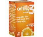 Coromega Daily Dose Packets Orange Flavor