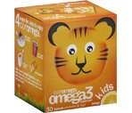 Coromega Omega 3 Kids Supplements Squeeze Packets Orange
