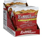 ExtendCrisps Blood Sugar Control Crisps, Cinnamon