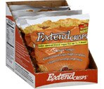 ExtendCrisps Blood Sugar Control Crisps, Honey BBQ