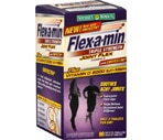 Flex-A-Min Triple Strength Joint Flex Formula Plus Vitamin D 2000 IU  + MSM Tablets