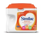 Similac Sensitive Powder Infant Formula with Iron