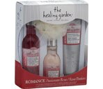 The Healing Garden Romance Gift Set Passionate Rose