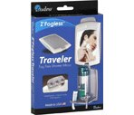 Zadro Z'Fogless Traveler Fog Free Shower Mirror
