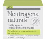 Neutrogena Naturals Multi-Vitamin Nourishing Night Cream
