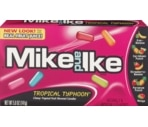 Mike and Ike Chewy Tropical Fruit Flavored Candies Tropical Typhoon