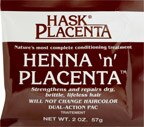 Henna 'n' Placenta Conditioning Treatment Quickly Repairs And Strengthens Dry Lifeless Hair