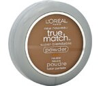 L'Oreal - Super-Blendable Powder, Neutral, Cappuccino N8