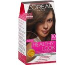 L'Oreal Healthy Look Creme Gloss Color Hair Dye Golden Truffle Medium Golden Brown 5G