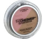 L'Oreal One Sweep Sculpting Blush Duo, Poppy 820