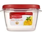 Rubbermaid Extra Clear Container & Lid