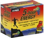 5-Hour Energy Liquid Energy Shot Grape