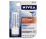 Nivea Kiss of Recovery Medicated Lip Care SPF 15