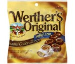 Werthers Hard Candies Caramel Coffee Sugar Free