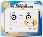 Craig MP3 Amplified Speakers