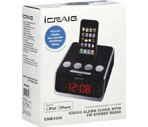 iCraig Alarm Clock with FM Stereo Radio