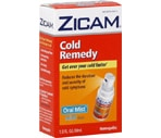 Zicam Cold Remedy Oral Mist Mint
