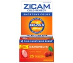 Zicam Cold Remedy Rapidmelts Cherry