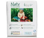 Naty by Nature Babycare Eco Diapers, Size 4