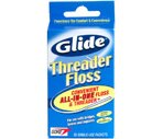 Glide Threader Floss Single-Use Packets