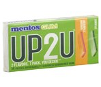 Mentos UP2U Sugarfree Gum Mandarin Strawberry/Spearmint