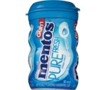 Mentos Fresh Mint Sugarfree Chewing Gum