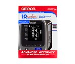 Omron 10 Series Plus Wireless Blood Pressure Monitor with Advanced Accuracy