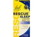 Bach Rescue Sleep Liquid Melts Natural Sleep Aid