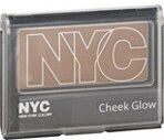 N.Y.C. Cheek Glow Powder Blush Sutton Place Peach 656