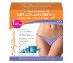 Brazilian Bikini Waxing & Shaping Kit
